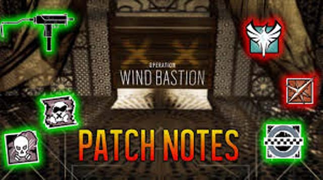 Operation Wind Bastion Patch Notes